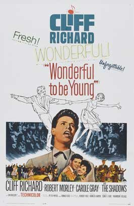 Wonderful to Be Young! - 11 x 17 Movie Poster - Style A