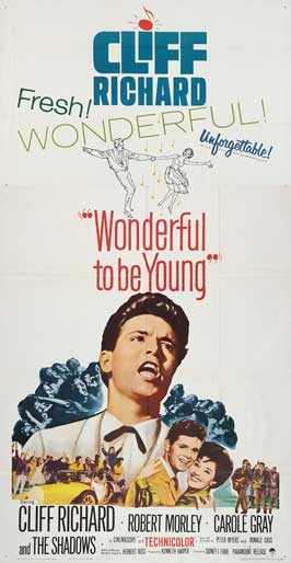 Wonderful to Be Young! - 20 x 40 Movie Poster - Style A