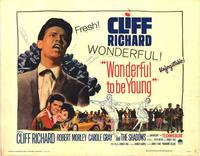 Wonderful to Be Young - 22 x 28 Movie Poster - Half Sheet Style A