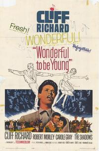 Wonderful to Be Young - 27 x 40 Movie Poster - Style A