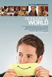 Wonderful World - 11 x 17 Movie Poster - Style B