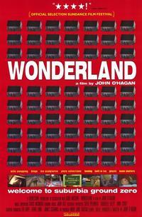Wonderland - 11 x 17 Movie Poster - Style A