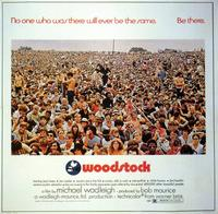 Woodstock - 11 x 14 Movie Poster - Style A