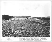 Woodstock - 8 x 10 B&W Photo #5