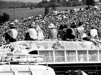 Woodstock - 8 x 10 B&W Photo #21