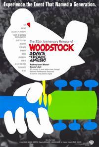 Woodstock - 27 x 40 Movie Poster - Style C