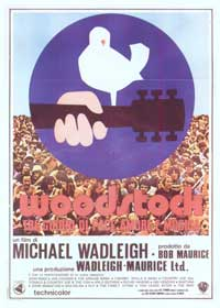 Woodstock - 11 x 17 Movie Poster - Spanish Style A
