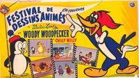 Woody Woodpecker Festival (1957) - 11 x 17 Movie Poster - Belgian Style A