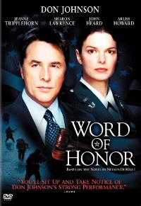 Word of Honor - 11 x 17 Movie Poster - Style A