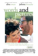 Words and Pictures - 11 x 17 Movie Poster - Style A
