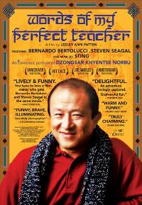 Words of My Perfect Teacher - 11 x 17 Movie Poster - Style A