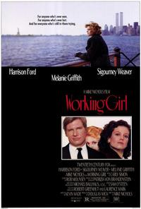 Working Girl - 27 x 40 Movie Poster - Style A
