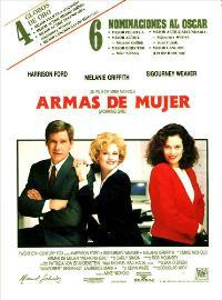 Working Girl - 27 x 40 Movie Poster - Spanish Style B