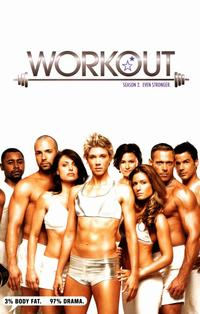 Workout - 11 x 17 TV Poster - Style A