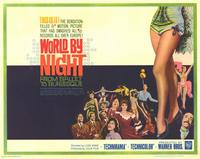 World by Night - 11 x 14 Movie Poster - Style A