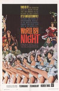 World by Night - 27 x 40 Movie Poster - Style A