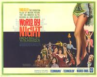 World by Night - 22 x 28 Movie Poster - Half Sheet Style A