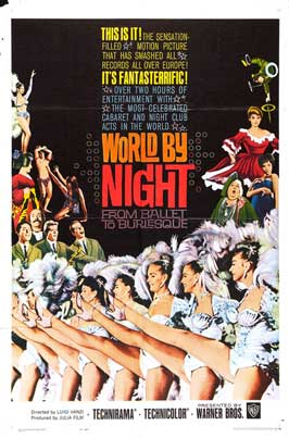 World by Night - 11 x 17 Movie Poster - Style B