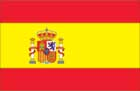 World Cup Soccer 2010 - 11 x 17 Flag Poster - Spain
