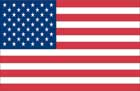 World Cup Soccer 2010 - 11 x 17 Flag Poster - USA