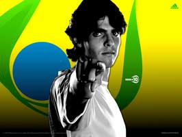 World Cup Soccer 2010 - 11 x 17 Movie Poster - Style B
