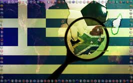 World Cup Soccer 2010 - 11 x 17 World Cup Poster - Greece