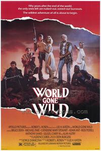 World Gone Wild - 27 x 40 Movie Poster - Style A