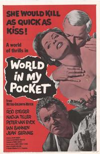 World in My Pocket - 11 x 17 Movie Poster - Style A