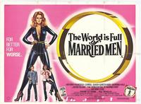 The World Is Full of Married Men - 11 x 17 Movie Poster - Style A