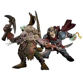 World of Warcraft - Series 8 Gnome Rogue vs. Kobold Figures