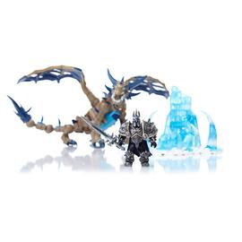 World of Warcraft - Mega Bloks Sindragosa and Lich King Set