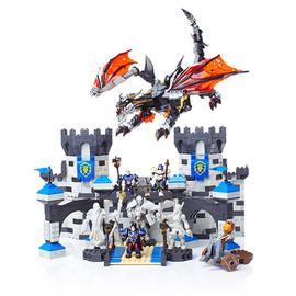 World of Warcraft - Mega Bloks Deathwing's Stormwind Assault