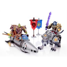 World of Warcraft - Mega Bloks Barrens Chase Playset