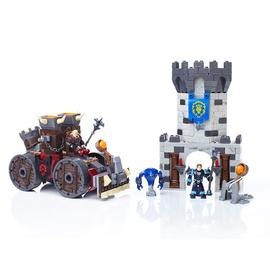 World of Warcraft - Mega Bloks Demolisher Attack Vehicle