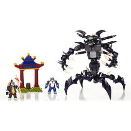 World of Warcraft - Mega Bloks Sha of Anger Figure Set