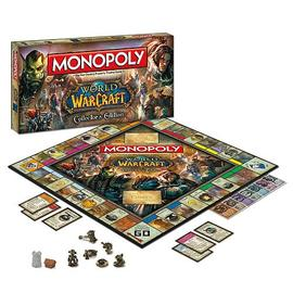 World of Warcraft - Collector's Edition Monopoly Board Game