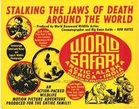World Safari - 11 x 14 Movie Poster - Style A