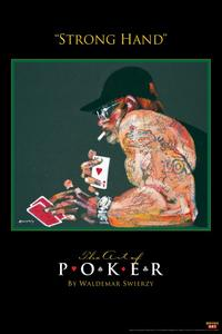 World Series of Poker - 11 x 17 Movie Poster - Style D