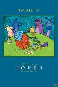 World Series of Poker - 11 x 17 Movie Poster - Style O