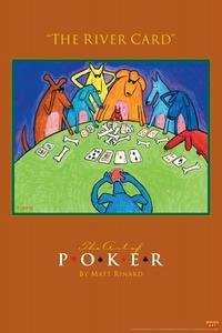 World Series of Poker - 11 x 17 Movie Poster - Style P