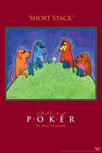 World Series of Poker - 11 x 17 Movie Poster - Style Q