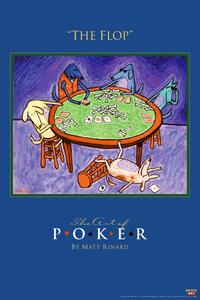 World Series of Poker - 11 x 17 Movie Poster - Style R