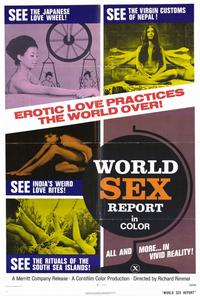 World Sex Report - 27 x 40 Movie Poster - Style A