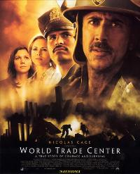 World Trade Center - 11 x 17 Movie Poster - Greek Style A