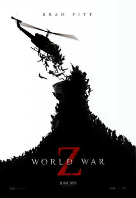 World War Z - 11 x 17 Movie Poster - Style A