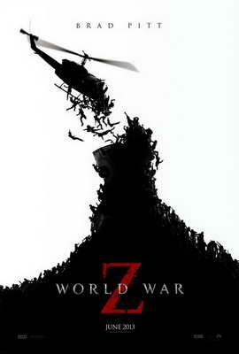 World War Z - 27 x 40 Movie Poster - Style A