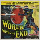 World Without End - 43 x 62 Movie Poster - Italian Style A