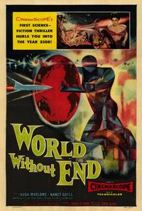 World Without End - 27 x 40 Movie Poster - Style A