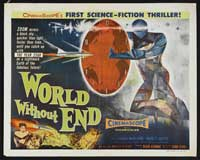 World Without End - 30 x 40 Movie Poster UK - Style A
