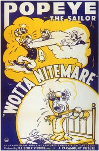 Wotta Nitemare - 11 x 17 Movie Poster - Style A